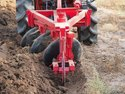 Reversible Type Disc Plough