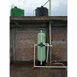 Gratisco Frp Iron Removal Filter, Capacity: 500-10000 LPH, for Domestic