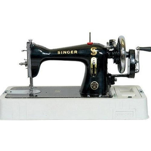 Manual sewing machines