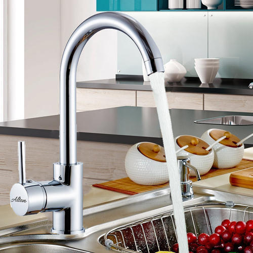 Alton Leo Single Lever Kitchen Sink Mixer Kitchen Sink Tap 360