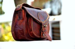 Leather Sling Bag, Ladies Leather Bag, Shoulder Bag, Cross Body Bag. Handbag, Tote Bag, Fashion Bags
