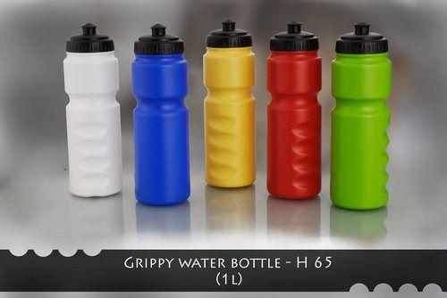 169b08be4b Aluminium For Personal Care Grippy Water Bottle, Capacity: 1 Litre ,Screw  Cap