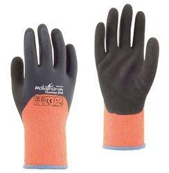 Powergrab Thermo 3/4 (Orange) 347 Gloves
