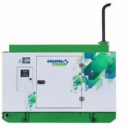 Greaves Power 50 Hz 7.5 kVA To 630 kVA Gas Generator for Commercial