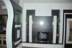Wall Mounted Tv Unit Pvc T.V. Unit, for Home