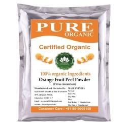 Orange Fruit Peel Powder