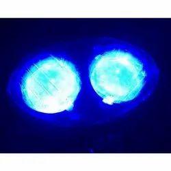 Forklift Blue Spotlight