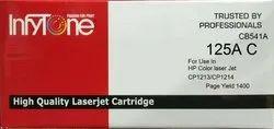 125A C (CB541A) Compatible Color Toner Cartridge For HP Printers