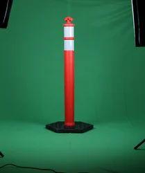 120 cm Warning Bollard