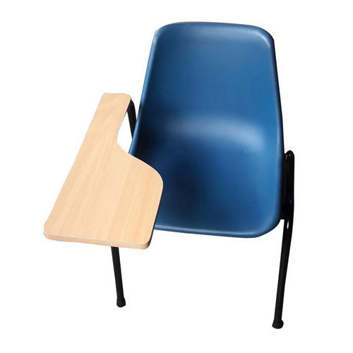 Blue Pvc Student Writing Pad Training Chair Rs 450 Piece