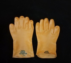 14''Inch Rubber Hand Gloves