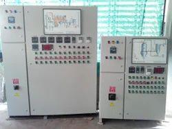 Waste Water Spray Dryer Control System