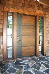 Matte Interior Wooden Door