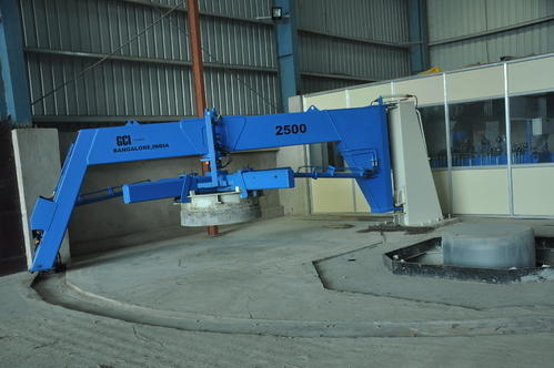 Pipe Making Machine and Box Culvert Forms Manufacturer | GCI Exports