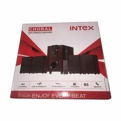 Intex Multimedia Speaker System