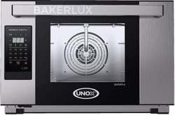 Convection Oven With Steam 4 Tray