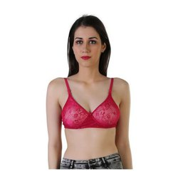 Polyester Ladies Net Bra (Cash On Delivery)