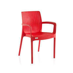 Restaurant Plastic Chair Height: 3 to 4 feet