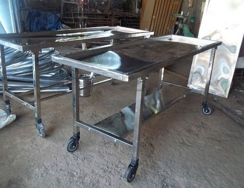 Mortuary Equipment - Anatomy Dissecting Table Other from Ambala