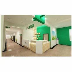 Concrete Commercial Projects Hospital Construction Service