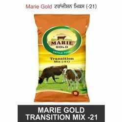 Marie Gold Transition Mix (-21) Cattle feed