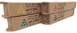 Ricoh MP C305 Toner Cartridge Set