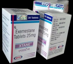 XTANE Exemestane Tablets 25mg