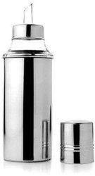 Stainless Steel Oil Dispenser 1000ml, Oil Pot, Oil Can, Oil Container for Kitchen