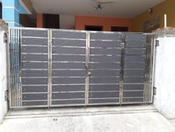 SS Folding Gate