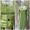 Cotton Casual Wear Formal Kurti, Wash Care: Handwash