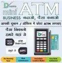 Automatic Domestic Money Transfer Aeps Mini Atm Machine, Micro Atm