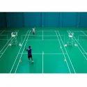Gallant Sports Badminton Court Flooring