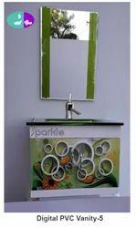 5 Digital PVC Vanity Set