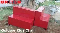 Kids Park Bench