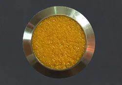 Adhesive Stud With Yellow Carborundum