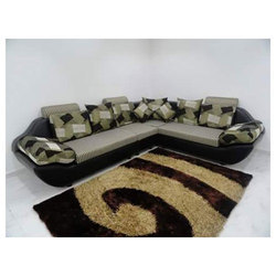 Multi Color Sofa Set