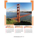 World Scene Wall Calendars 2019