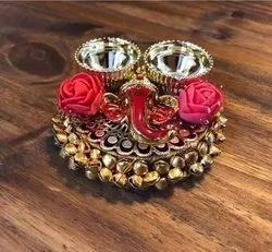 Rawsome Shack Diwali Pooja Roli Plate