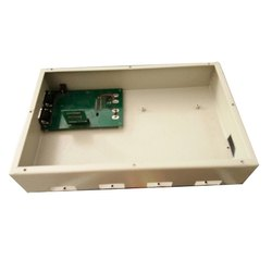 Wall Mounting Mild Steel Electronic Cabinet, Dimension: 300 X 200 X 50 Mm