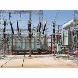 Qualified Team One Month To 6 Th Month Electric Substation Turnkey Projects