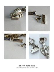 Adjustable Hydraulic Hinge