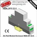 Modular Din Rail Enclosures MD6.35T-22.5