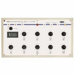 High Voltage Resistance Box
