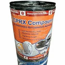 Compound Rubberised Bituminous Adhesive, Packaging Size: 20 L