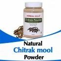 Ayurvedic Chitrak Mool Powder 100gm - Healthy Detoxification & Digestion