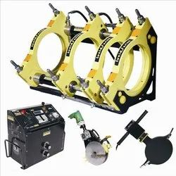 Automatic HDPE Pipe Butt Fusion Welding Machine, Low, Capacity: 90mm To 315mm