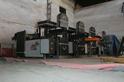 Powder Coated Tissue Paper Making Machine