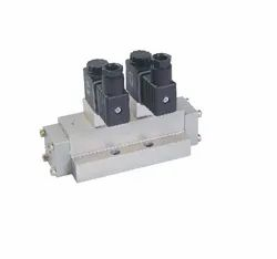 5 Port 3 Position Spool Type Solenoid Valve