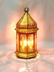 LED Moroccan Hanging Lamp