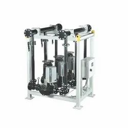 HVAC Packaged Pumping Systems